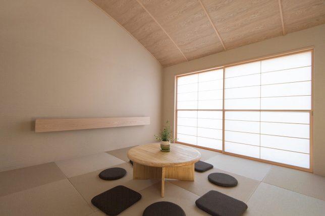 花むすびの和室(画像提供:神田陸建築設計事務所)