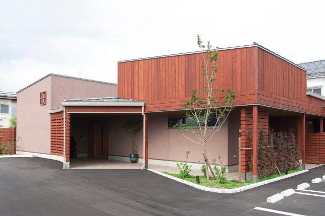 花むすび(画像提供:神田陸建築設計事務所)