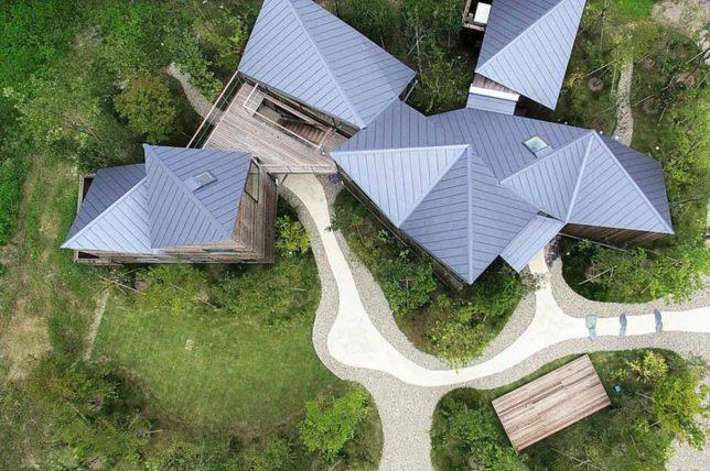 ITOYA荒町ラウンジ(画像提供:神田陸建築設計事務所)